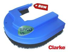 OEM PART, BRUSH HOUSING RIGHT FOR CLARKE FOCUS 28 FLOOR SCRUBBERS, NEW, 30575A