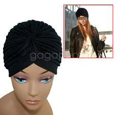 Femme Homme Bonnet Chapeau Beanie Turban Bonnet Beret Style Multifunctional mod