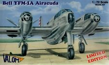 Valom 1/72 Model Kit 72022 Bell YFM-1A Airacuda