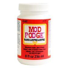 Plaid CS11201 Mod Podge All-in-1 Glue Set 8-Ounce Gloss 8 Ounces