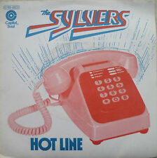 "7"" 1976 FRENCH PRESS RARE MINT-! THE SYLVERS : Hot Line"