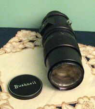 Bushnell Vintage Camera Lens for PENTAX, Made in Japan