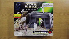 Star Wars Endor Attack Play Set (Power of the Force 1997) Sealed in Box