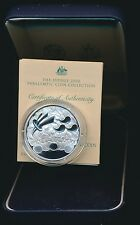Australia 2000 $1 Silver Proof Sydney Paralympic Games Cat $85