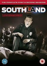 Southland: Season 1 & Set (3 Dischi) (DVD) (C-15) South Land serie uno due
