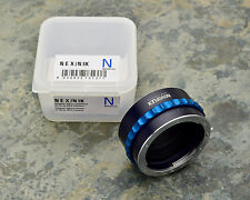 Novoflex NEX/NIK Nikon Lens to Sony E Series NEX Adapter Germany (#1950)
