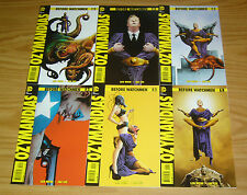 Before Watchmen: Ozymandias #1-6 VF/NM complete series - jae lee 2 3 4 5 set lot