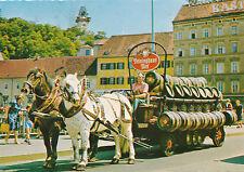 AK aus Graz, Grazer Bierwagen, Steiermark  (B16)