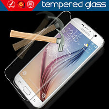 Samsung Galaxy S6  Premium Tempered Glass Screen Protector Cover 0.26mm thin