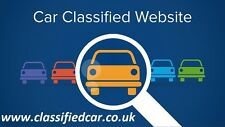 Website domain for sale www.classifiedcar.co.uk / car / vehicle / classified