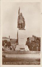 Statue Of King Alfred The Great, WINCHESTER, Hampshire RP