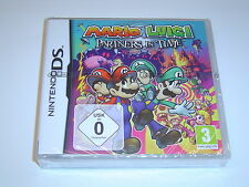 MARIO & LUIGI PARTNERS IN TIME NINTENDO DS NDS *BRAND NEW*