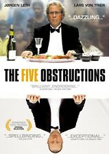 Five Obstructions (2014, DVD NEUF) WS