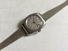 VINTAGE LONGINES AUTOMATIC STAINLESS STEEL LADY'S WATCH