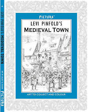 Pictura: Medieval Town: 6, Levi Pinfold