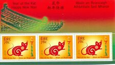 Ireland-Year of the Rat min sheet mnh