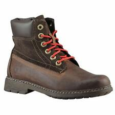 "Timberland Gioventù ragazzi più grandi Amesbury 6"" Boot-UK 6.5 EU 40-Nuovo - 1st Choice"