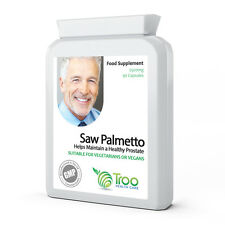 Saw Palmetto 2500mg 90 Capsules Support Prostate, Urinary Tract & Sexual Health