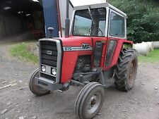 Massey Ferguson Tractor Workshop Manuals 300 Series