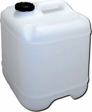 10 L LT Water Storage Cube Container Plastic Jerry Can Drum Tank Camping Caravan
