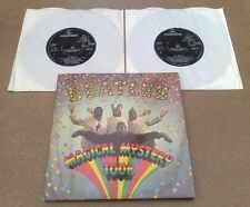 "BEATLES "" MAGICAL MYSTERY TOUR "" SUPER ORIGINAL UK MONO EP WITH WAVY INNERS"