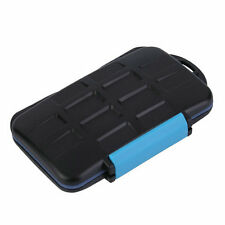 Memory Card Case Holder for 8 x SDHC Cards MC-SD8 Waterproof Anti-shock BX