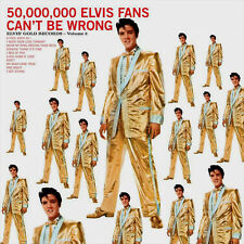Elvis Presley, 50,000,000 Elvis Fans Can't Be Wrong_Elvis' Gold Records, Vol. 2