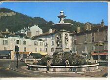CP 38 Isère - Voiron - La Fontaine de la Place de la République