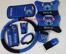 NEW Disney Stitch Car Accessories 10 PCS