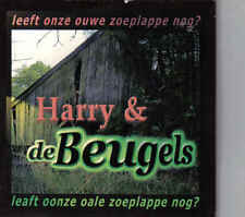 Harry &de Beugels-Leeft onze ouwe Zoeplappe Nog cd single