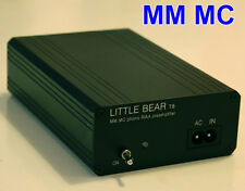 Little bear T8 HiFi MM MC Phono Turntable RIAA Preamp preamplifier UK