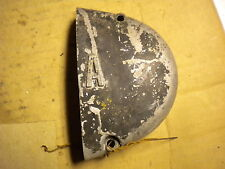 1968? Yamaha DT1 engine oil pump cover
