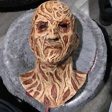 Addison Morarre Latex Freddy Krueger Mask Nightmare On Elm Street