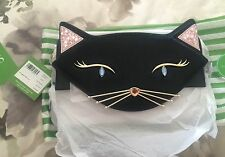 Kate Spade New York JAZZ THINGS UP CAT CALI-NWT Handbag/Purse/Clutch! Sold Out!!