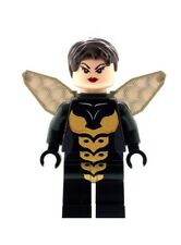 Custom Minifigure The Wasp (Antman) Printed on LEGO Parts