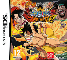 ONE PIECE GIGANT BATTLE VF jeu console Nintendo DS - 3DS 2DS XL  100% NEUF