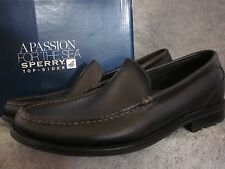 SPERRY Top Sider Mens Essex Venetian Leather Mens Slip On Shoes US 10 EU 43 NWB