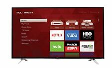 "TCL 55US5800 55"" 4K UHD 120Hz LED Smart TV  Roku TV WiFi w/ Apps Netflix / Vudu"