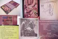 BOOK+2VHS~BUTCHERING HOG POULTRY SAUSAGE MAKING MEAT COOK RECIPE/italian polish+