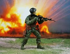 Chap Mei 1:18 Soldier Force 3.75 GI Joe Figure US SEAL Land Operation K1044_D