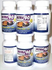 Ultra 90 Weight Loss Nighttime Formula - 6 Bottles