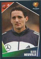 N°311 OLIVIER NEUVILLE # DEUTSCHLAND STICKER VIGNETTE PANINI EURO 2004