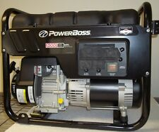 Briggs & Stratton 5000/6250 Watt  Portable Generator Briggs Engine #30535-R