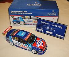 Greg Murphy 2008 Sprint Gas Racing Holden VE Commodore V8 Supercar 1:18