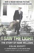 I Saw the Light von Colin Escott (Tom Hiddleston)