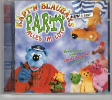 (GK668) Kapt'n Blaubars Party, Alles Im Lot - 1996 CD