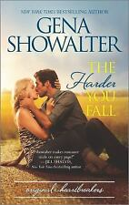 Original Heartbreakers: The Harder You Fall 4 by Gena Showalter (2015, Paperback