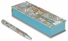 Graphique - New YorkCity Scape  Ballpoint Pen in Matching gift box