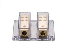 APS US SHIPPING 2X4 GAUGE TO 8 X 8 GAUGE POWER/GROUND DISTRIBUTION BLOCK SKPD-12