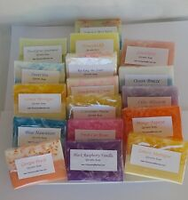 25 Bridal Shower Favors - Variety Scents Glycerin Grab Bag Baby Shower Soap